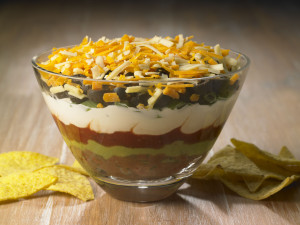 7-layer-Mexican-dip