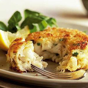 Pilchards Fish Cakes With Bread