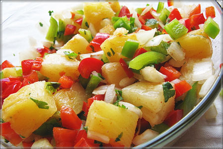 pineapple-salsa