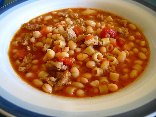 Olive Garden S Pasta Fagioli Rosellyn