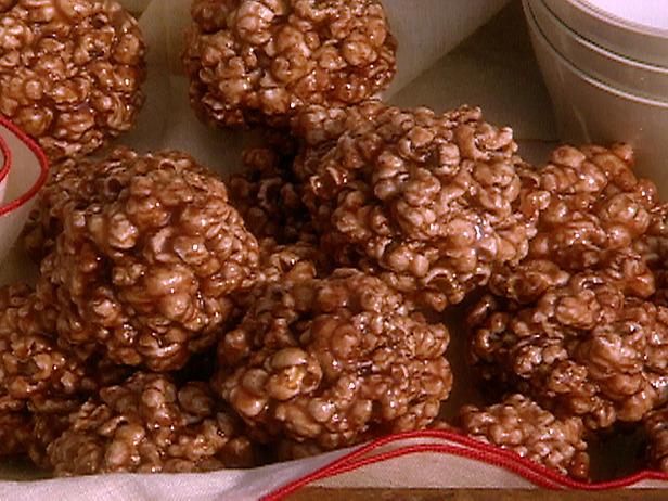 Cocoa-Cayenne Popcorn Balls Recipes — Dishmaps