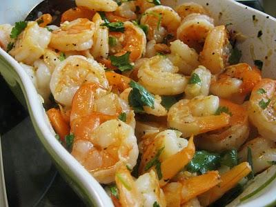 cilantro-lime-shrimp | Rosellyn