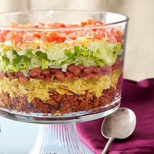 8 Layer Taco Salad
