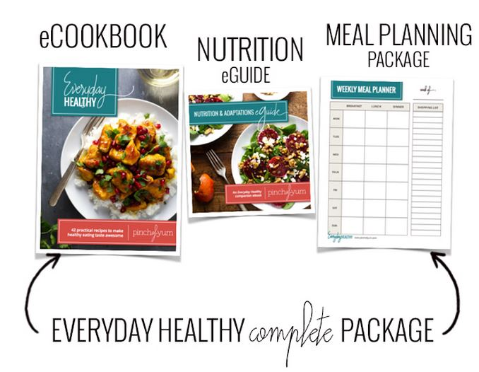 Everyday HEALTHY Complete Package