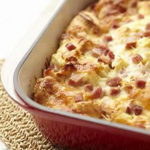 ham and swiss casserole | Rosellyn