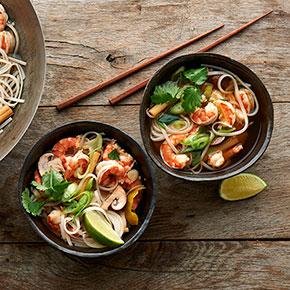 Thai Shrimp Bowl Panera