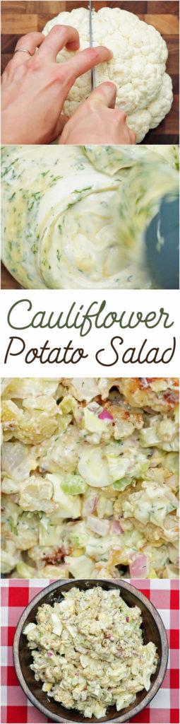 cauliflower potato salad 1