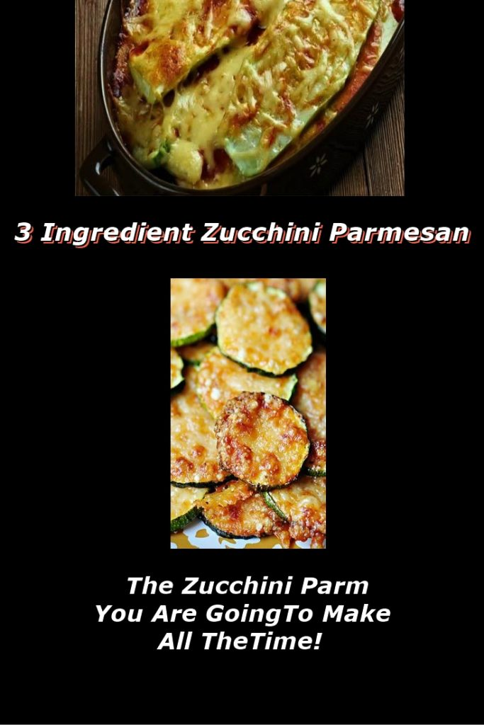 zucchini parm infographic